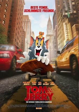 Tom und Jerry: Beste Feinde. Schlimmste Freunde.