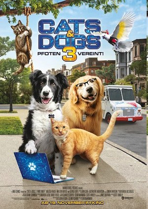 Cats & Dogs 3 – Pfoten vereint!
