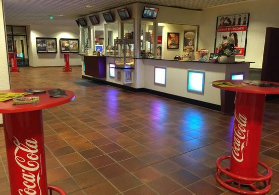 Kino-Willingen, Foyer