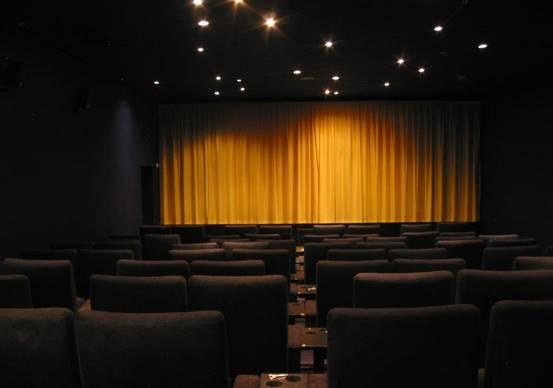 Kino-Willingen, Kinosaal 1