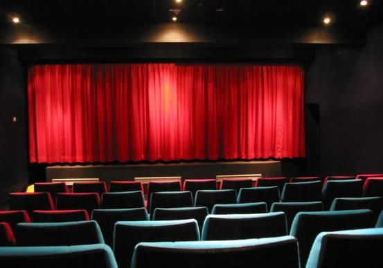 Kino-Willingen, Kinosaal 2